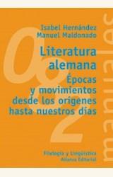 Papel LITERATURA ALEMANA