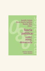 Papel TEORIA POLITICA: PODER, MORAL, DEMOCRACIA (R) (2003) (MA 086