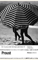 Papel EN BUSCA DEL TIEMPO PERDIDO 4. SODOMA Y GOMORRA
