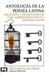 Papel ANTOLOGIA DE LA POESIA LATINA