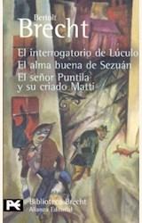 Papel INTERROGATORIO DE LUCULO, EL ALMA BUENA DE SEZUAN, EL SEÑOR