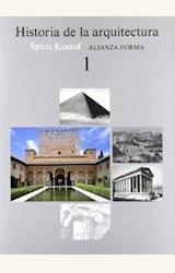 Papel HISTORIA DE LA ARQUITECTURA 3 VOLS