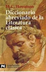 Papel DICCIONARIO ABREVIADO DE LA LITERATURA CLASICA (R) (1999) (G