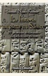 Papel LA HISTORIA EMPIEZA EN SUMER