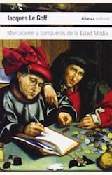 Papel MERCADERES Y BANQUEROS DE LA EDAD MEDIA (LIBRO DE BOLSILLO)