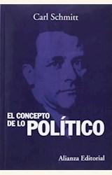 Papel EL CONCEPTO DE LO POLITICO