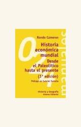 Papel HISTORIA ECONOMICA MUNDIAL. DEL PALEOLITICO AL PRESENTE (R)