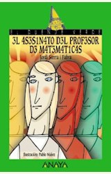 Papel 123. EL ASESINATO DEL PROFESOR DE MATEMATICAS