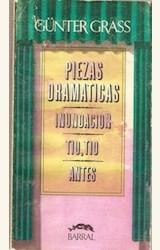 Papel PIEZAS DRAMATICAS. INUNDACION. TIO, TIO. ANTES