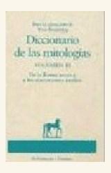 Papel DICCIONARIO DE LAS MITOLOGIAS VOL.III
