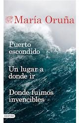 E-book Puerto escondido + Un lugar a donde ir + Donde fuimos invencibles (Pack)