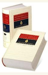 Papel DICCIONARIO REAL ACADEMIA ESPAÑOLA 2001 (2 TOMOS T/D) (EMECE)
