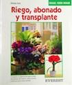 Libro Riego Abonado Y Transplante