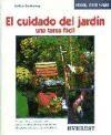 Libro El Cuidado Del Jardin Una Tarea Facil