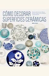 Papel CÓMO DECORAR SUPERFICIES CERÁMICAS