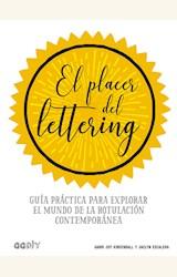 Papel EL PLACER DEL LETTERING