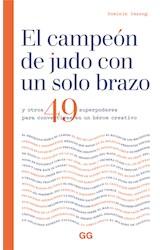 E-book El campeón de judo con un solo brazo