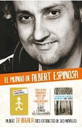 E-book Albert Espinosa - Extractos de sus novelas