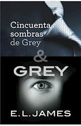 E-book Pack Cincuenta sombras de Grey & Grey