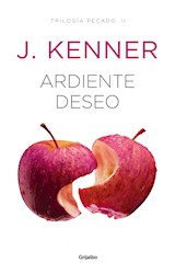 E-book Ardiente deseo (Trilogía Pecado 2)