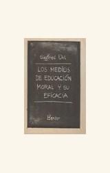 Papel MEDIOS DE EDUCACION MORAL Y SU EFICACIA,