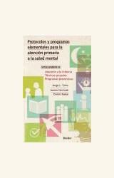 Papel PROTOCOLOS Y PROGRAMAS ELEM. (2 TOMOS)