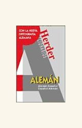 Papel DICCIONARIO ALEMAN-ESPAÑOL/ESPAÑOL-ALEMAN
