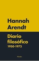 Papel DIARIO FILOSÓFICO 1950-1973