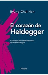 Papel EL CORAZON DE HEIDEGGER