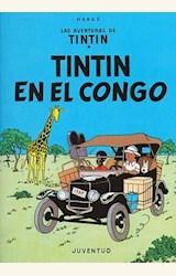 Papel TIN TIN EN EL CONGO