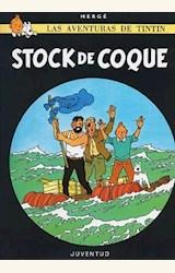 Papel TINTIN STOCK DE COQUE