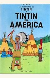 Papel TINTIN EN AMERICA