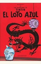 Papel TINTIN Y EL LOTO AZUL