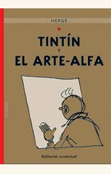 Papel TINTIN Y EL ARTE ALFA