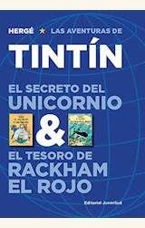 Papel LAS AVENTURAS DE TINTIN