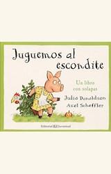 Papel JUGUEMOS AL ESCONDITE LIBRO CON SOLAPAS