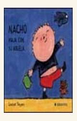 Papel NACHO VIAJA CON SU ABUELA