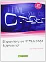 Libro El Gran Libro De Html5 Css3 Y Javascript