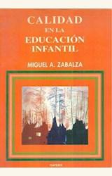 Papel CALIDAD EN LA EDUCACION INFANTIL