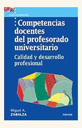 Papel COMPETENCIAS DOCENTES PROFESORADO UNIVERSITARIO. CALIDAD Y D