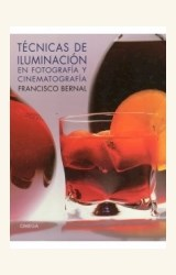 Papel TECNICAS DE ILUMINACION EN FOTOGRAFIA Y CINEMATOGR