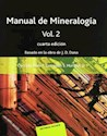 Libro Manual De Mineralogia ( Volumen 2 )