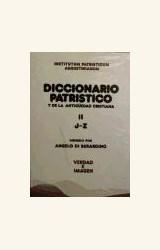 Papel DICCIONARIO PATRISTICO Y DE LA ANTIGÜEDAD XN