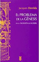 Papel EL PROBLEMA DE LA GENESIS EN LA FILOSOFIA HUSSERL