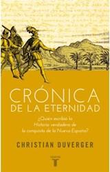 E-book Crónica de la eternidad