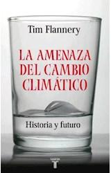 E-book La amenaza del cambio climático