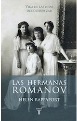 E-book Las hermanas Romanov