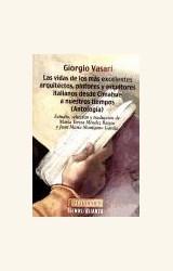 Papel VIDA DE LOS MAS EXCELENTES ARQUITECTOS, PINTORES, ETC....