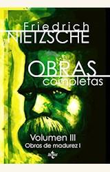 Papel OBRAS COMPLETAS III