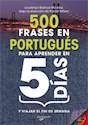 Libro 500 Frases En Portugues Para Aprender En 5 Dias